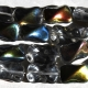Czech Glass Vitrail Twist Beads